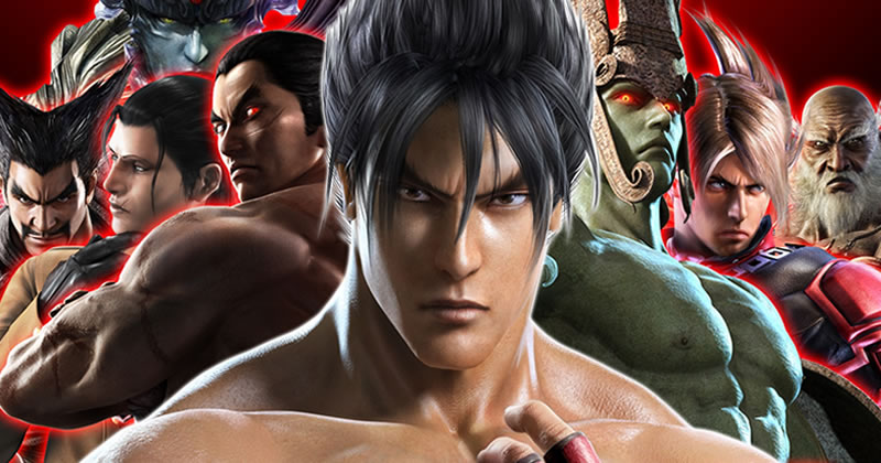 Which Tekken Series Character Are You?