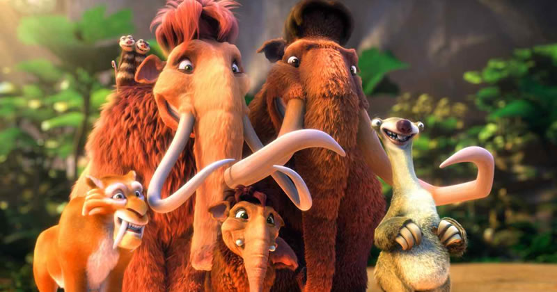 Which Ice Age Character Are You?